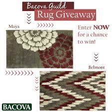 february rug giveaway for bacova guild