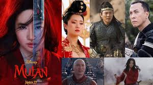 When the emperor of china issues a decree that one man per family must serve in the imperial army to defend mulan is a mongolian lady, not chinese. Disney S Mulan Latest Updates On New Release Date Cast Trailer And More Thenationroar