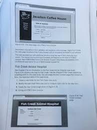 javajam chapter   css RickJMorris  School          Fall   N    Figure JavaJam two column page layout