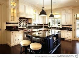 dainty cream kitchen cabinets with glass backsplash black island colored dark cream kitchen cabinets