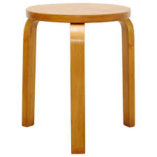 alvar aalto furniture. Finnish Stool By Alvar Aalto For Artek, 1950s Furniture 0