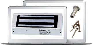 automatic door lock electromagnetic magnetic lock glass door electromagnetic lock set electric lock