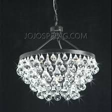 glass droplet chandelier antique black 5 light crystal drop chandelier droplet glass chandelier west elm