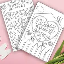 7+ free printable thank you coloring pages, including unicorn thank you cards! Free Printable Thank You Cards For Kids To Color Send Sunny Day Family