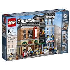 Bộ đồ chơi xếp hình Lego Creator 10246 - Detective's Office - Văn phòng  thám tử