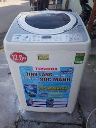 Máy Giặt TOSHIBA INVERTER 12KG - Cửa Hàng Điện Lạnh Tân Nguyễn