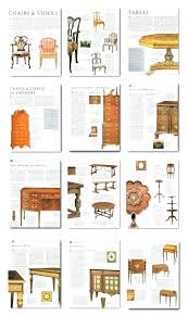 collecting antique furniture style guide. Furniture Style Guide Collecting Antique A Must Have Identification E