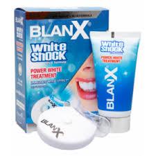 <b>Отбеливание</b> зубов BlanX <b>White Shock</b> Power. <b>Отбеливающая</b> ...