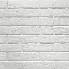 new york white matt brick wall tile