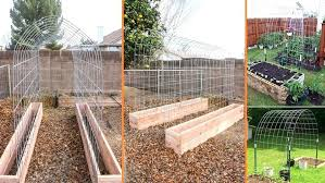 how to build a raised garden bed with legs. Build Your Own Raised Garden Trellis Box Combo Bed With Legs How To A