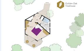 Tree House Floor Plan Example Cabin Layout Tree House Floor Plan E