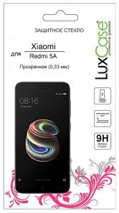 Купить <b>Защитное стекло LuxCase для</b> Xiaomi Redmi 5A на ...