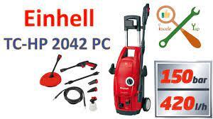 Einhell TC-HP 2042 PC 150 Bar Basınçlı Yıkama Makinesi Kurulum, Kullanım ve  Tüm Detaylar... - YouTube