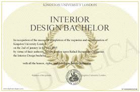 Degrees For Interior Design