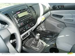 2012 Toyota Tacoma Access Cab 4x4 5 Speed Manual Transmission ...