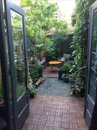 little oasis in the city patio garden