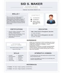 What To Write In Profile On Resume Triedge Expert Resume Writing Services For Freshers