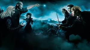 Harry Potter And Lord Voldemort Fight ...