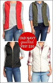 Size small. Women's Quilted Zip-Front Vests | Old Navy Madewell ... & Old Navy quilted vest love these jcrew dupes! have several colors! Adamdwight.com