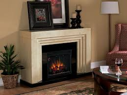 How It WorksAmish Fireless Fireplace