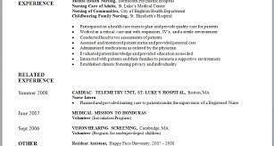 Sample Rn Resume New Grad Account Officer Sample Resume