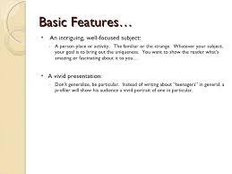 profile essay example profile essays org view larger profile essays