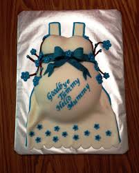 Extraordinary How To Make Baby Shower Cakes 80 For Custom Baby Belly Cake For Baby Shower