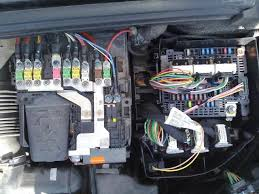 c4 fuse box c4 printable wiring diagram database citroen c4 fuse box removal jodebal com source