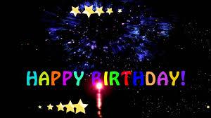 happy birthday images animated футаж 40 animated inscription happy birthday on a black