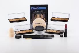 graftobian uhd makeup kits hd professional