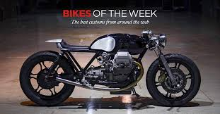 the 5 best custom bikes of the week