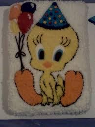 Tweety Bird Cake Designs Tweety Bird Cake Tweety Cake Cute Cakes How To Make Pinata