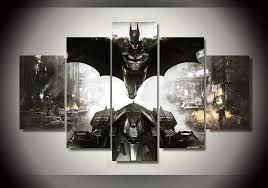 batman poster group painting children s room decor print poster picture canvas modular picture wall decor