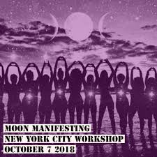 What I Will Be Teaching In Nyc Yasmin Bolands Moonology