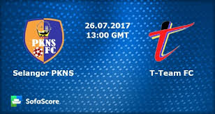Image result for PKNS ФЦ vs	T-Team