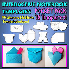 Editable Foldable Templates 26 Images Of Interactive Notebook Template Leseriail Com