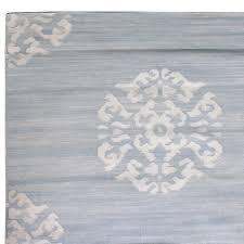 madeline weinrib cotton mandala carpet 8 x 11