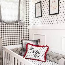 Confira nossas promoções de kit berço e quarto de bebê! Preto E Branco No Quarto De Bebe Menina Lilibee Mobile