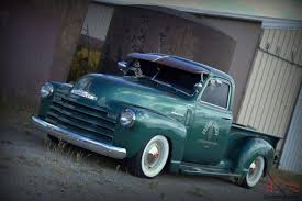 CHEVY RAT ROD PATINA HOTROD / CUSTOM PICKUP RATROD