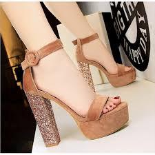 HF.   <b>2018 Fashion</b> Woman High Heels Shoes High-heeled ...