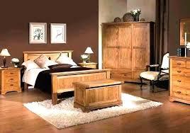 Rustic Pine Bedroom Furniture Sets King Frame Distressed White Home ...