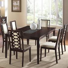 piece dining table and chair set by cramco inc  wolf and