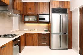 Teak Wood Modular Kitchen Cabinets Kitchen Cabinet