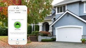 open garage door with iphoneBest iPhone Controlled Garage Door Openers 2017 Open Car Parking