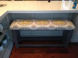 bar stool bench. Bar Stool Bench