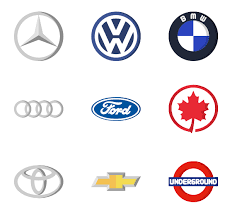 Car brands logos Icons - 78 free vector icons