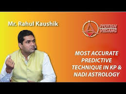 Most Accurate Predictive Technique In Kp And Nadi Astrology