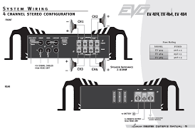com lanzar ev evolution series watt channel smd system wiring diagram