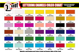 1 Shot Color Chart In 2019 Painting Super Healthy Recipes