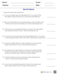 Pictures on Ged Math Word Problems Worksheets, - Wedding Ideas